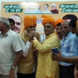 हरियाणा के नामी बिजनेसमैन रवि चौहान BJP में शामिल, यहां से लड़ सकते है चुनाव