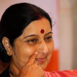 दिल्ली की पहली महिला मुख्यमंत्री सुषमा स्वराज का निधन