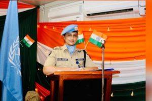 राजस्थान की पुलिस ऑफिसर ने सूडान में मनवाया लोहा, देश को हो रहा गर्व