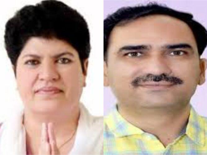 राजस्थान उपचुनाव नतीजे: खींवसर पर RLP और मंडावा पर कांग्रेस का कब्जा