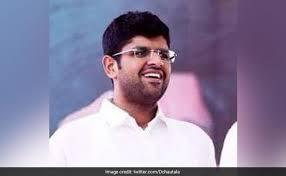 किंगमेकर की भूमिका में दुष्यंत चौटाला, कांग्रेस से मांगा CM पद : सूत्र